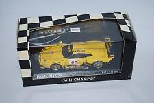 MINICHAMPS PORSCHE 911 GT1 DE 1996 400996606 NEUF/BOITE NEW/BOX 1/43 TRES RARE
