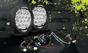 """Hard Korr BZR-X Series 7"""" (180mm) LED Driving Lights (Pair)Hard Korr"""