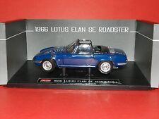 Sun Star 1/18 1966 Lotus Elan SE Roadster Royal Blue MIB