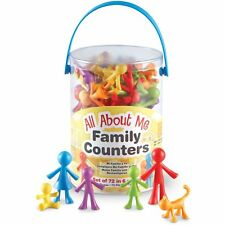 Learning Resources All About Me Family Counters Set - Lrnler3372