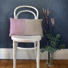 Sami Couper Linen Ombre Rectangular Cushion, Pink Blush