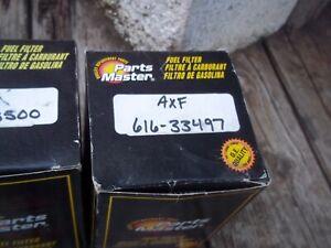 Fuel Filter   PARTS  MASTER   33497