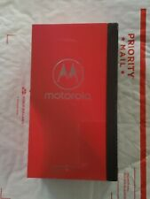 New Open Box Motorola Moto Z3 Play 64GB Unlocked Smartphone  Indigo Blue