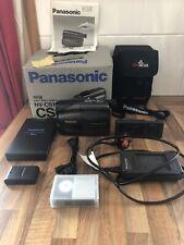 Cámara De Video de Colección Panasonic NV-CS1B completo de Snap