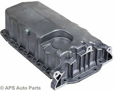 VW New Beetle 1.6 1.9 TDi 2.0 Oil Sump Pan Without Hole Level Sensor 038103601NA
