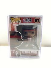 """NEW"" POP FUNKO NBA LEBRON JAMES #01 + PROTECTOR (VAULTED / RETIRED)"