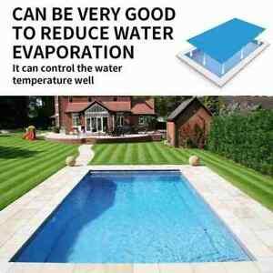 Above Ground Swimming Pool Solar Blanket Cover PE Heat Insulation Film ne w K5E0