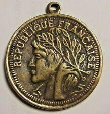 Medal Medaille République Française France