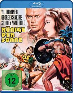 Kings of the Sun - Yul Brynner, George Chakiris,J.Lee Thompson Blu-Ray Region B