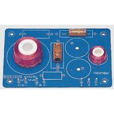 "Crossover Home Audio Speaker 8"" Subwoofer/Woofer Components"