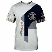 SIG Sauer Full Printing T-Shirt
