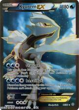Kyurem EX 86/98 Ancient Origins Rare Ultra Mint Pokemon Card