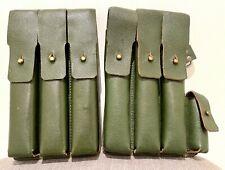 Magazine pouches
