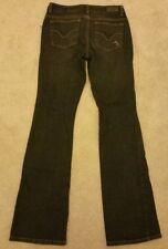 HARLEY DAVIDSON womens 2 LONG BOOTCUT black jeans