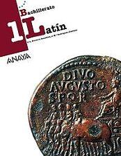 (15).LATIN 1º.BACH.. NUEVO. Nacional URGENTE/Internac. económico. LIBRO DE TEXTO