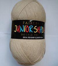 Woolcraft Faircroft Double Knitting Wool / Yarn 1 X 500g ball 8005 Fawn