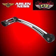 Arlen Ness Deep Cut Black Solo Shifter Toe Billet FLH/T FLHX FXDWG FXST FLS FXS