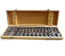 Yato 6 pcs hex wood auger drill bits set in wooden case 460 mm long (YT-3299)