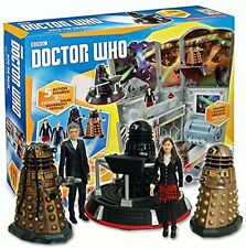 Doctor Who Into the Dalek Value Action 6 Figure Play Toy Set - New