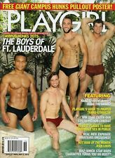 Playgirl Magazine Winter 2016