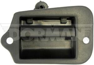 Exterior Door Handle Fits: Chevrolet S10 2003-96, GMC Sonoma 2003-96