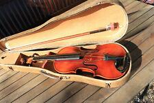 Violine 3/4 Koffer und Bogen
