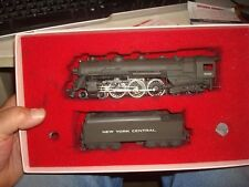 HO WESTSIDE MODEL COMPANY  NYC SUPER HUDSON 4-6-4  J - 1e  PAINTED STEAM ENGINE