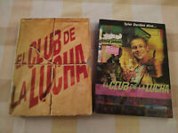 El Club de la Lucha Brad Pitt Edward Norton Edicion Coleccionista - 2 x DVD - T