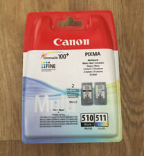 Canon Pixma 510 511 Multipack Of Printer Inks Brand New Unopened