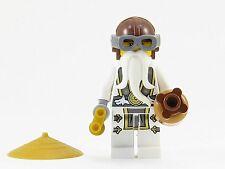 Lego Ninjago Sensei Wu Minifig - Split 70604 - Genuine Original New Unassembled