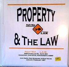 Property & The Law Right Way Property Educational cassette tape set