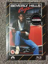 Beverly Hills Cop - VHS Range (HMV Exclusive) - Ltd Edition Blu-ray - New Sealed