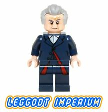 LEGO Minifigure - The Doctor - Dr Who Twelfth Doctor dim009 FREE POST