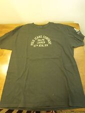 Polo Jeans Company Ralph Lauren 67th Athl. Div. Large Size Tee Shirt