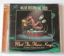 THE FLOWER KINGS..MEET THE FLOWER KINGS.LIVE 2003..2CD