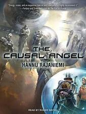 The Causal Angel by Hannu Rajaniemi (2014, CD, Unabridged)
