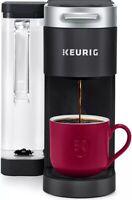 NIB Keurig K-Supreme Coffee Maker Single Serve KCup Pod Coffee Brewer Black $139