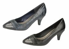 Mid Heel (1.5-3 in.) Stiletto Court Spot On Shoes for Women