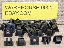 25 Nylon Nuts Auveco #14258 Toyota Car Truck Automobiles OEM : 90189-06018 Black
