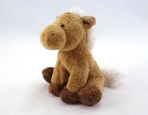 GANZ Kids - Horse or Pony Plush Animal Chatter Farm Soft Toy 20250 With SFX