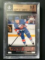 2013-14 Upper Deck Ryan Strome Young Guns Rookie BGS 9.5