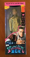 1991 Thq Toy Headquarters Vanilla Ice Doll - Factory packaging
