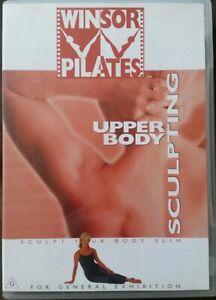 DVD : WINSOR PILATES UPPER BODY SCULPTING