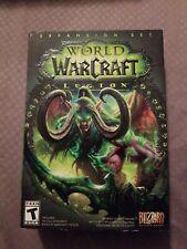 World of Warcraft: Legion (Windows/Mac, 2016) New Sealed