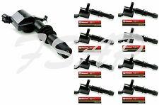 Set of 8 Ignition Coil FD508 DG511 + 8 Motorcraft Spark Plug SP509