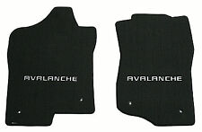 LLOYD Classic Loop™ embroidered FRONT FLOOR MATS 2007-2013 Chevrolet Avalanche