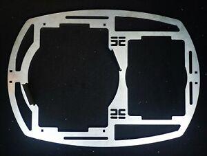 EE Hailixblechle 2.0 f. Weber GBS Q300 Q3000 4mm dutch oven Edelstahl Grillrost