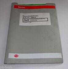 Werkstatthandbuch Audi A4 / A 4 / B5 Schalt - Getriebe 012 / 5-Gang ab 1995