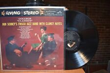 Bob Scobey Frisco Jazz Band Clancy Hayes College Classics LP RCA LSP-1700 ST
