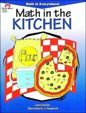 Math in the Kitchen (Math Is Everywhere Series) (Spanish Edition)